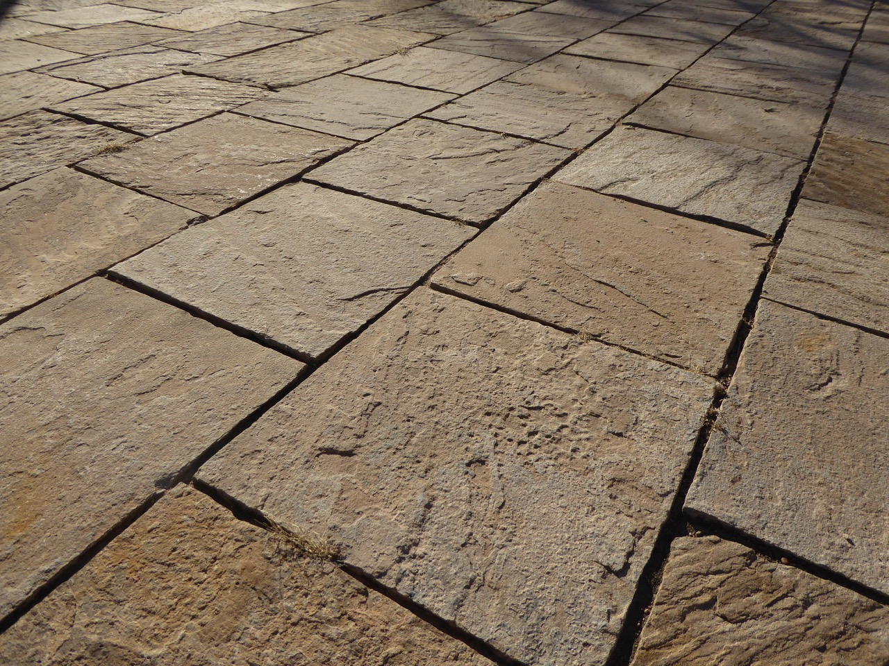 Square Cut Pavers