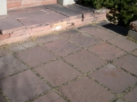 Grass Set Snap Cut Pavers